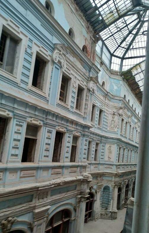 Фото: телеграм-канал «Архитектурасы»