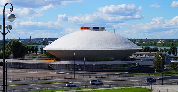 Наремонт Казанского цирка хотят потратить неменее полумиллиарда руб.
