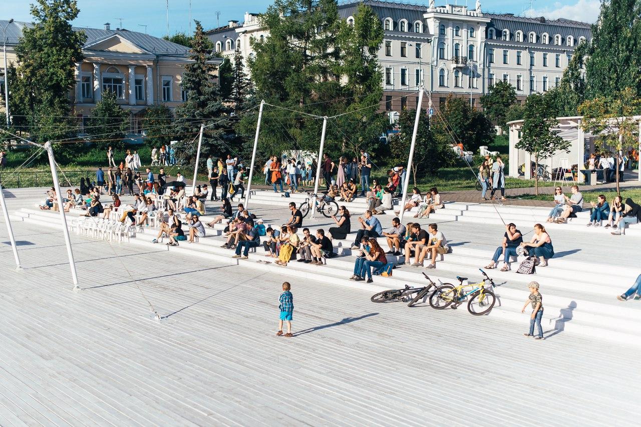 Новая площадка. Фото: vk.com