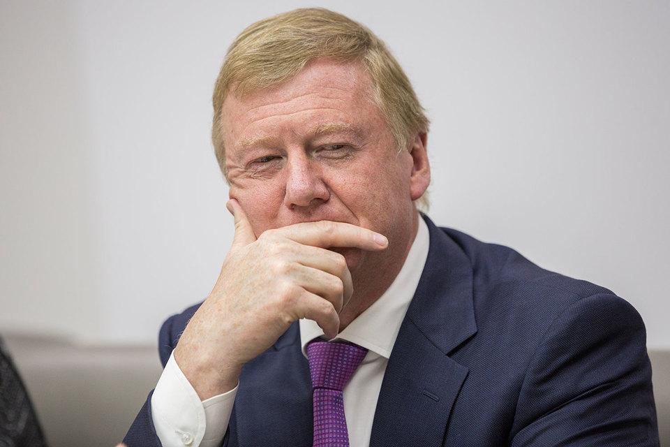 Анатолий Чубайс прилетит сегодня вТатарстан