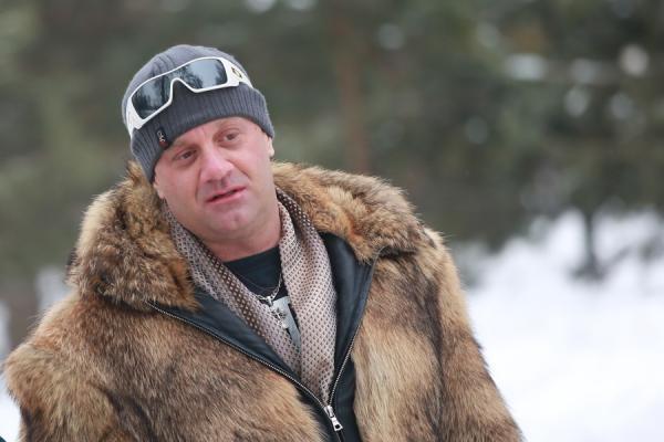 Вильям Ньюсом. Фото: «Вечерняя Казань»