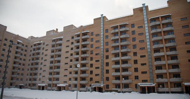 ВКазани сдают 78 квартир вдолгострое наулице Губкина