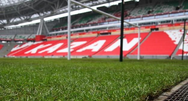 «Рубин» из-за газона на«Казань Арене» начнет сезон настадионе «Центральный»