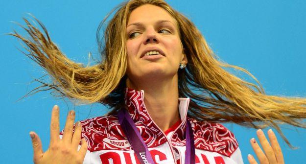 Пловчихе Юлии Ефимовой грозит пожизненная дисквалификация из-за употребления мельдония