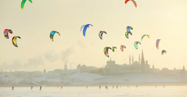 7января вКазани у«Чаши» пройдет фестиваль «Оранжевый ветер»