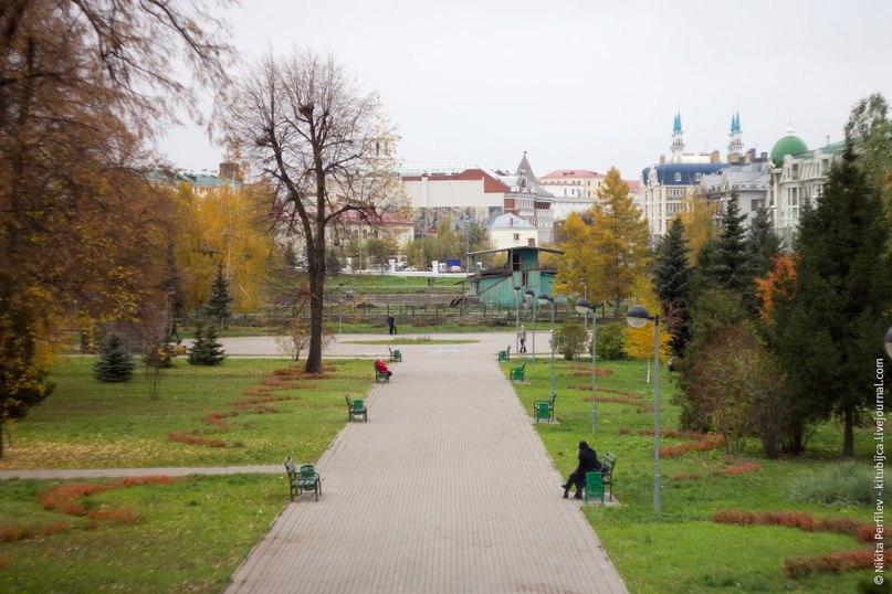 Так выглядел парк «Черное озеро». Фото: vk.com