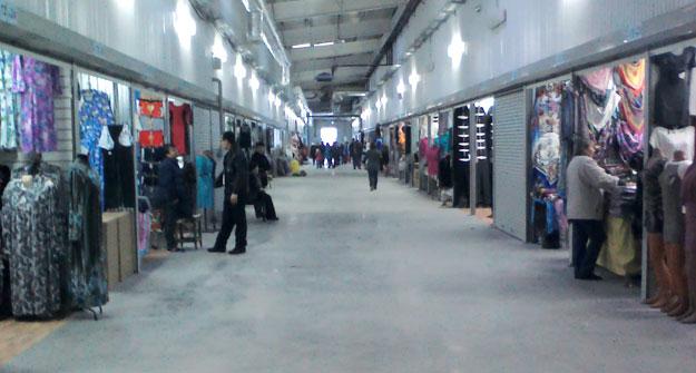 Рынки в Казани закрываются и