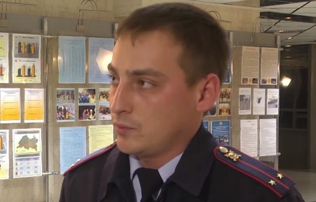 Минниханов вознаградит  наградой  инспектора ДПС, сбитого вКазани военным следователем